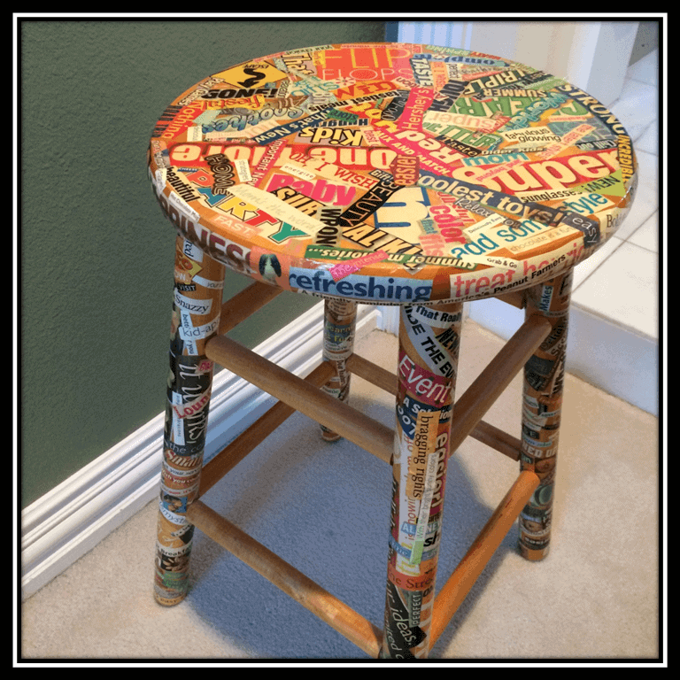 Decoupage A Classroom Quot Author S Chair Quot Just Add Students