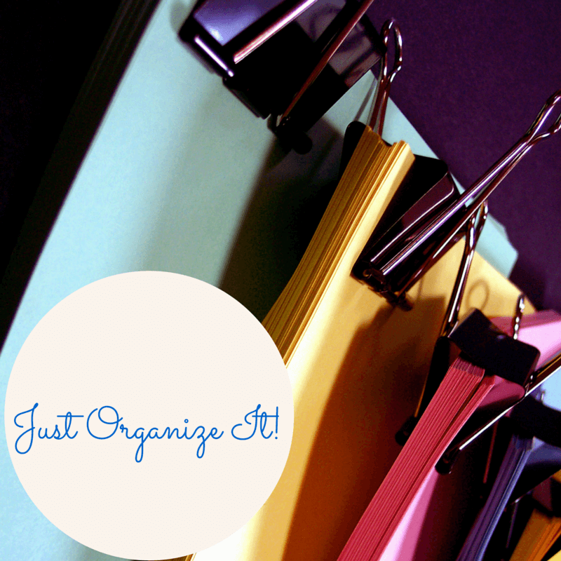 Organization tips for teachers. 7 ways to organize paper and clutter in your classroom. #5 is my favorite!