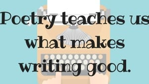 You can and should teach poetry all year! Here is how.
