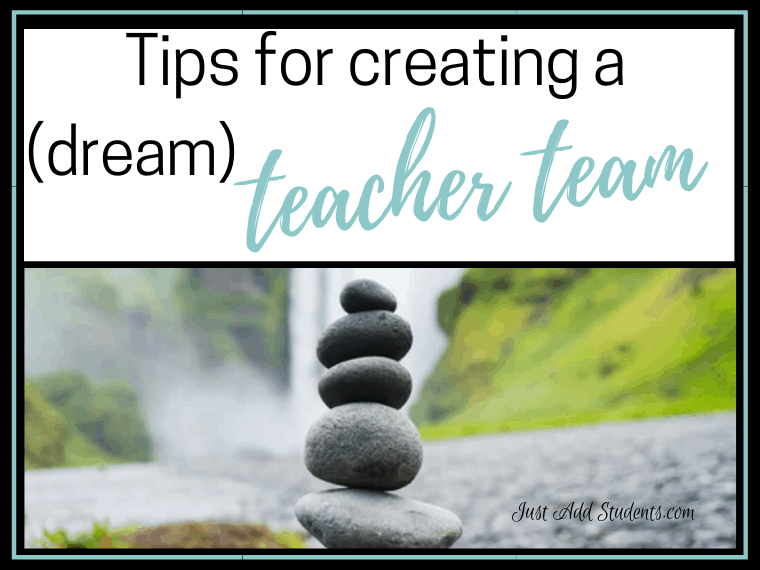 Create a dream teaching team with these tips for building community.