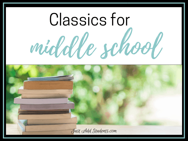 classic texts for middle school students