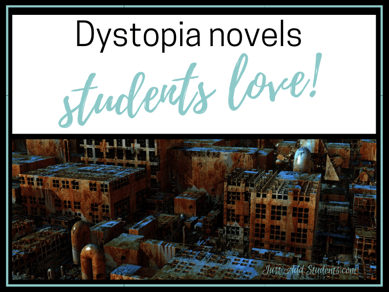 dystopia novels that students will love