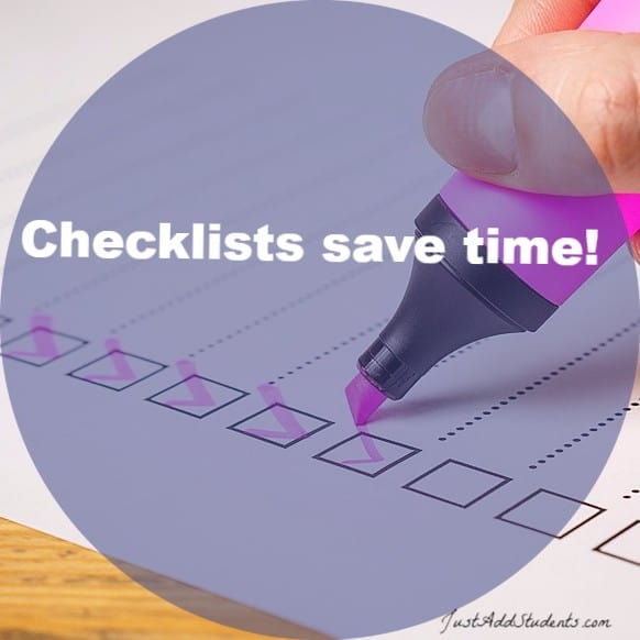 Nine ways to save time grading and get your weekends back!