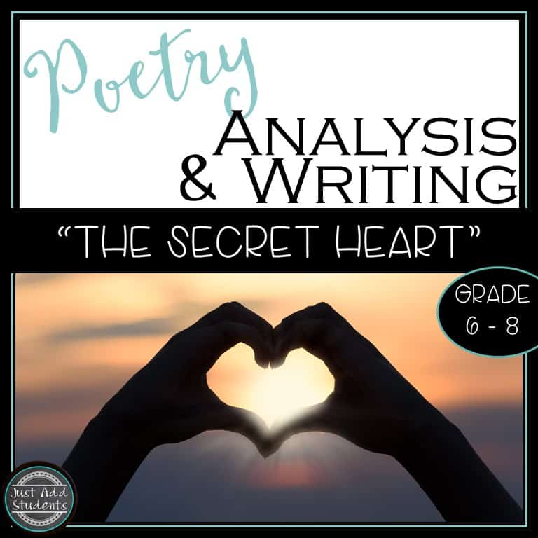 Help students analyze a poem based on couplets - and write their own poem.