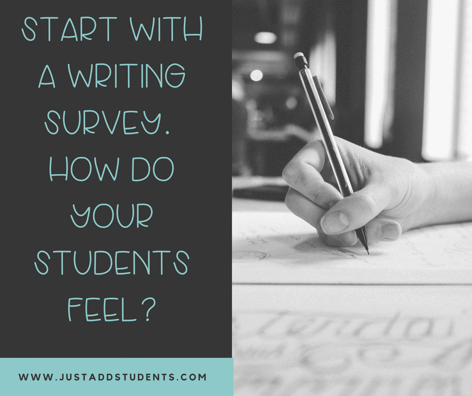 15 ways to help your students overcome writing anxiety and become more confidence writers.  Tips that can be used in writing workshop, literature centers, and whole class instruction.