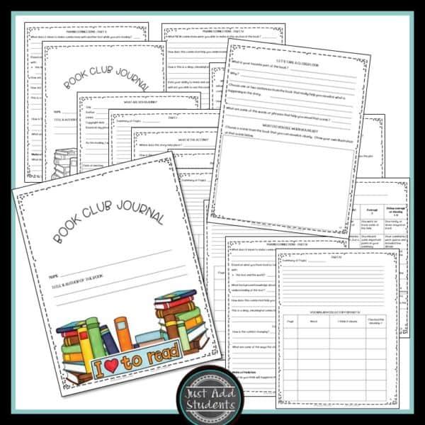 Book club workbook