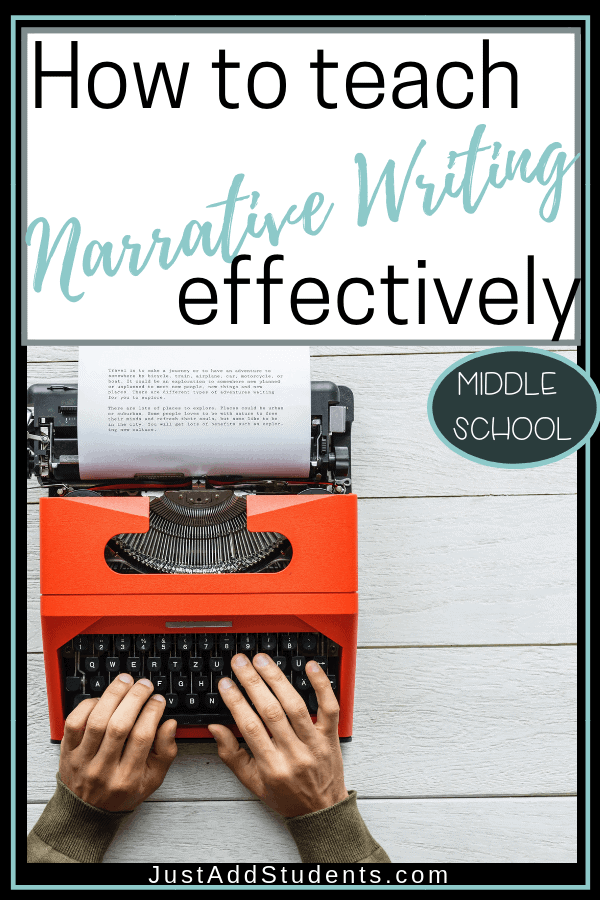 Ready to teach narrative writing?  Click through for ideas for organizing your class, generating ideas, and getting the most out of your writing lessons.
