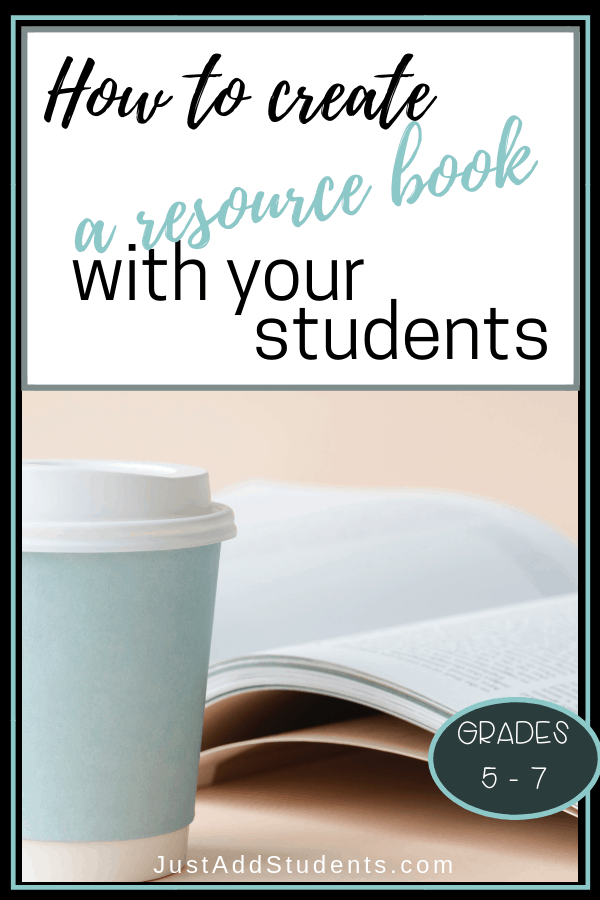 Create interactive notebooks the easy way with a resource book that your students can really use.  Click through for free mini lessons to get you started.