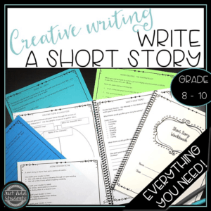 Everything you need to teach short story writing