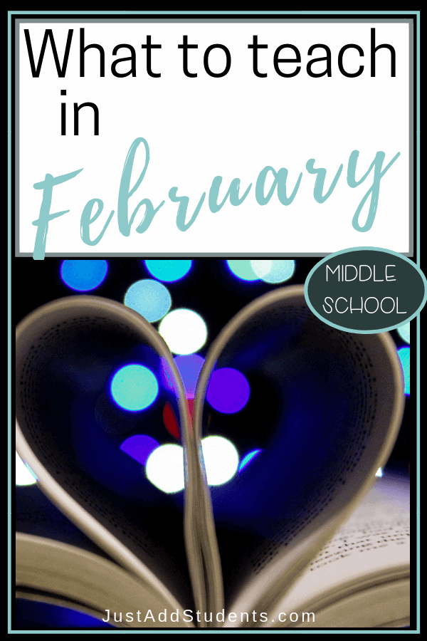 Wondering what to teach in February?  Here are ideas to get you started.  Make the most of this month!  Click through for ideas and download freebies!