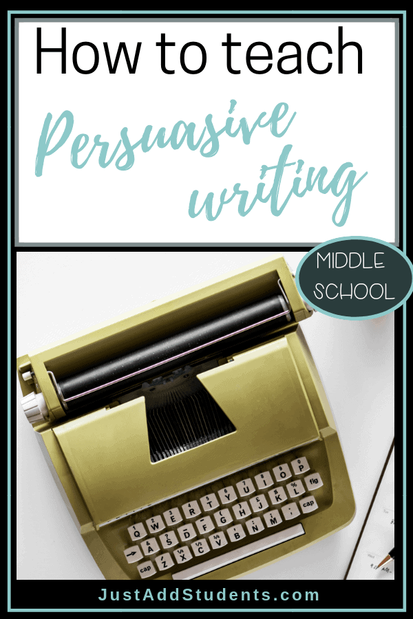 Ready to teach persuasive writing?  Here are easy to use ideas to get you started.