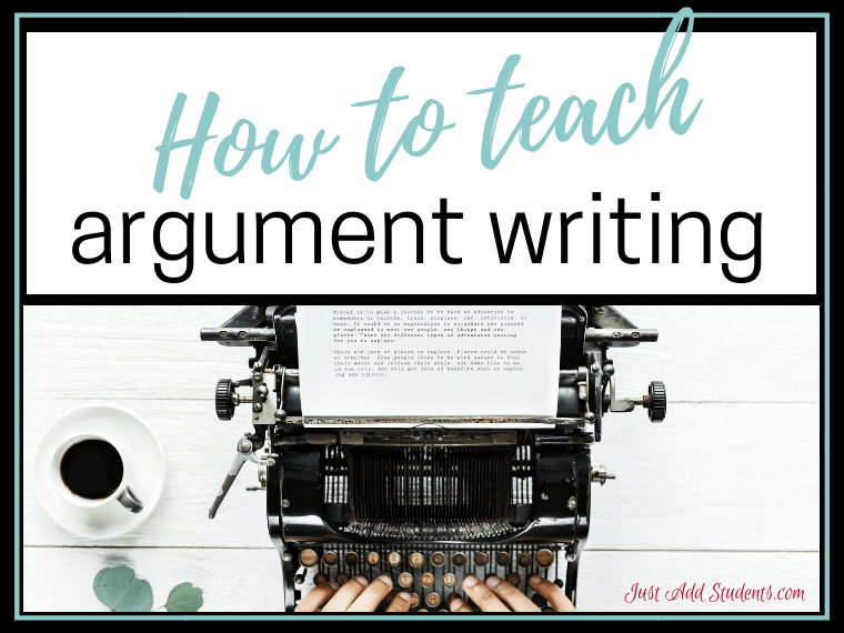 Looking for quick ways to engage students in writing arguments? Here are quick lessons and activities to get started.