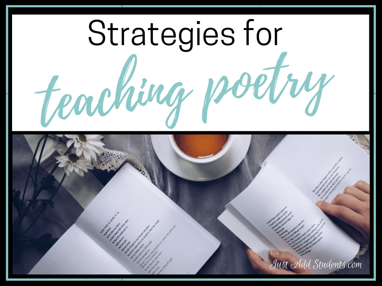 Ready to teach poetry? This post will guide you through the process.