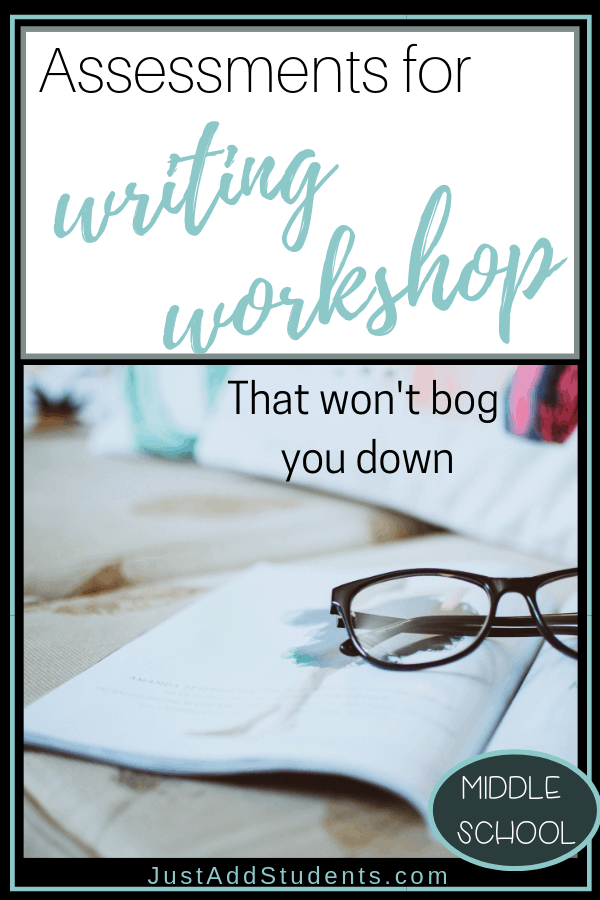 Looking for assessments for your writing workshop?  Here are ideas that won't bog you down.