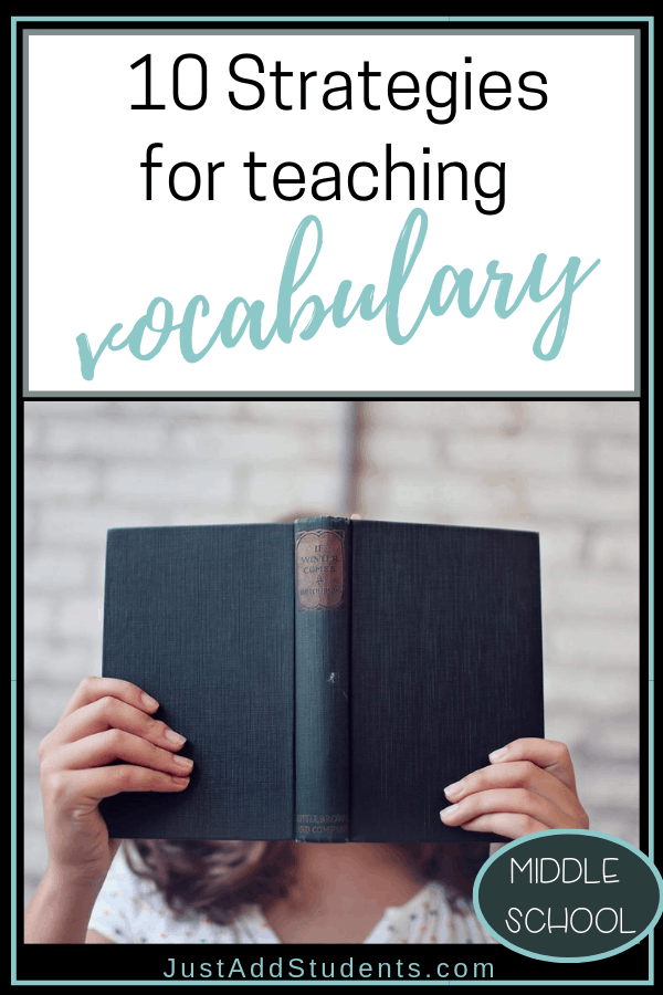What are effective teaching strategies for vocabulary instructions?