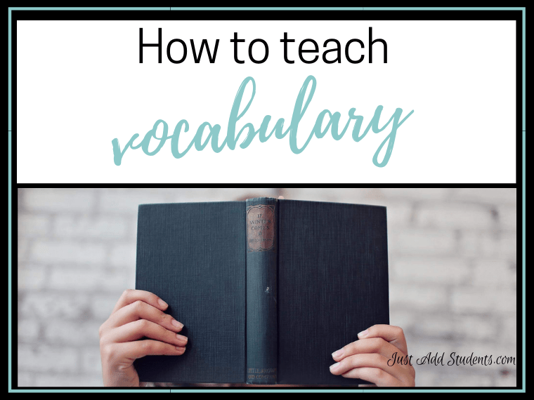 What are effective teaching strategies for vocabulary instruction?