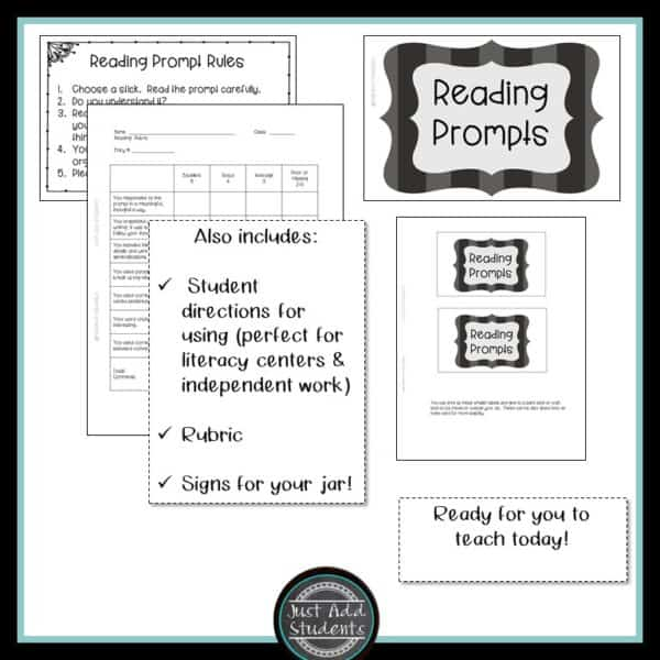 101 book discussion prompts