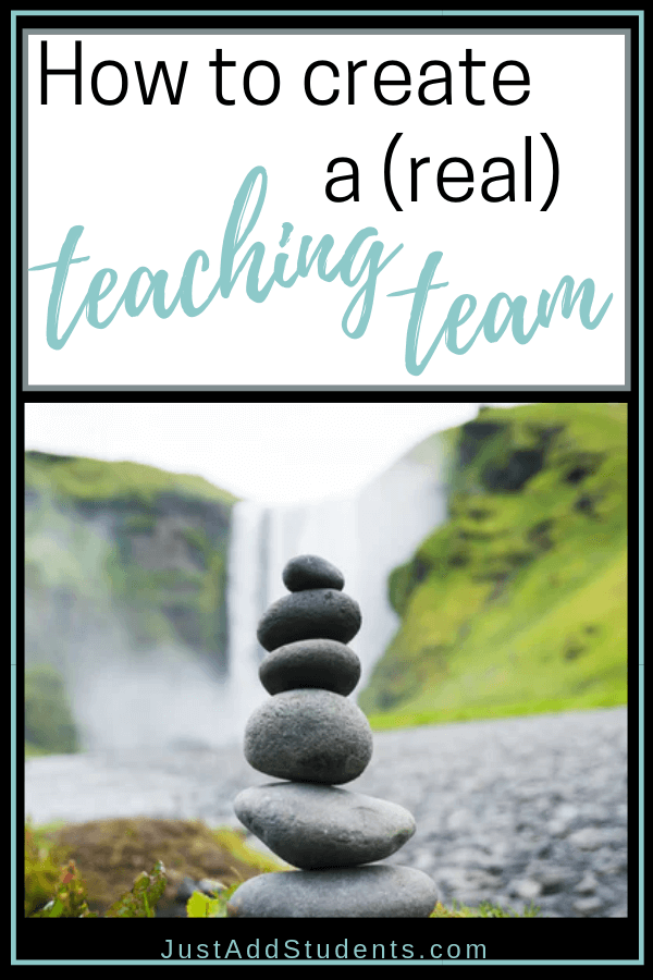 Create a (dream) teaching team using these tips.