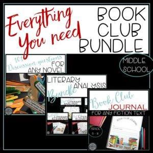 book club workbook