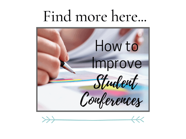 How to improve student writing conferences