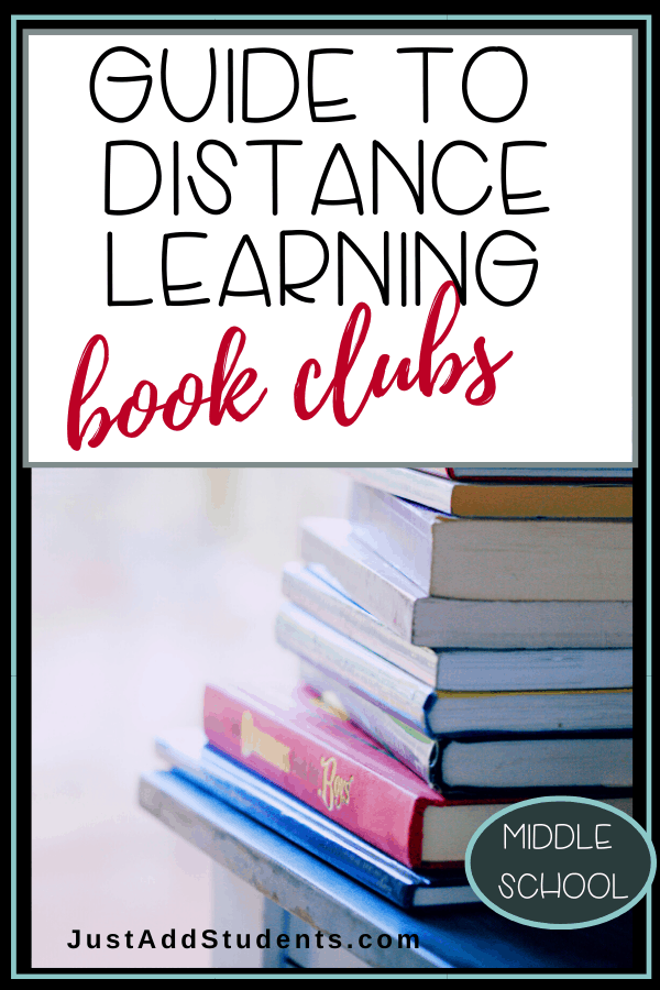 How to have book clubs in your digital classroom.  Perfect for distance learning.