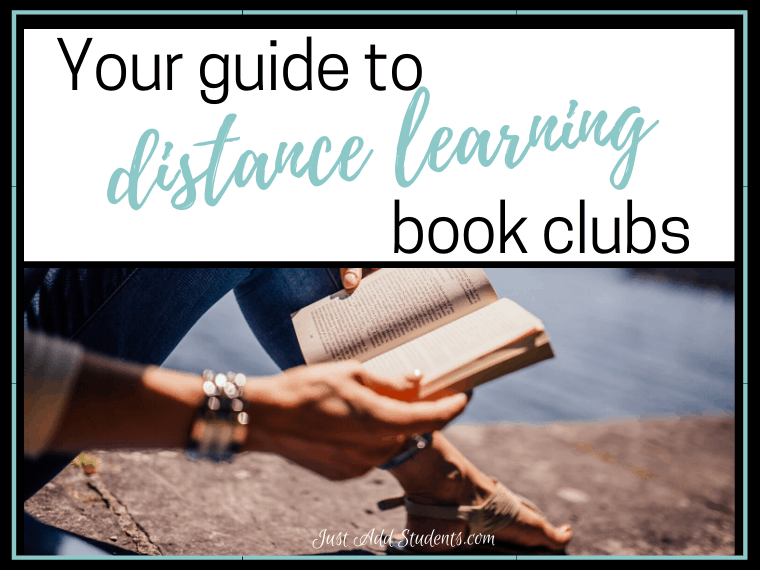 distance learning book clubs