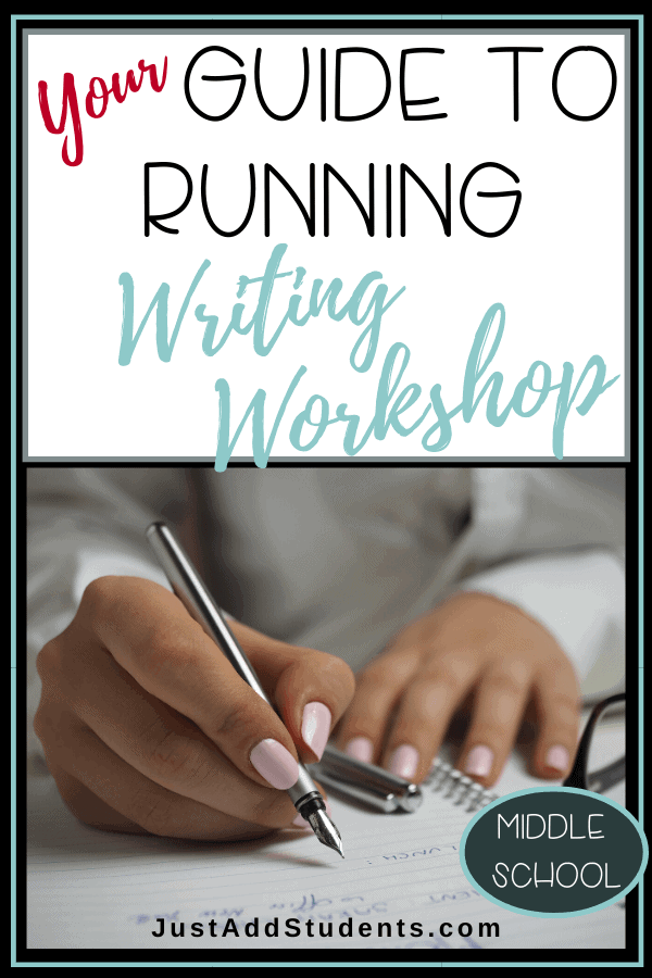 How to run successful writing workshop