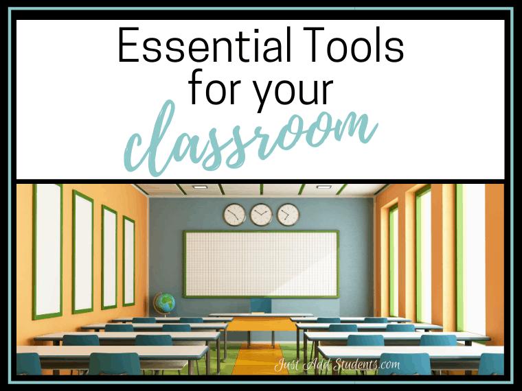 classroom tools