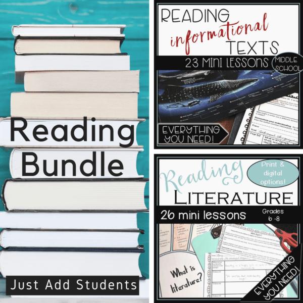 reading bundle