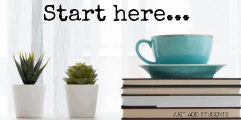 start here for help teaching
