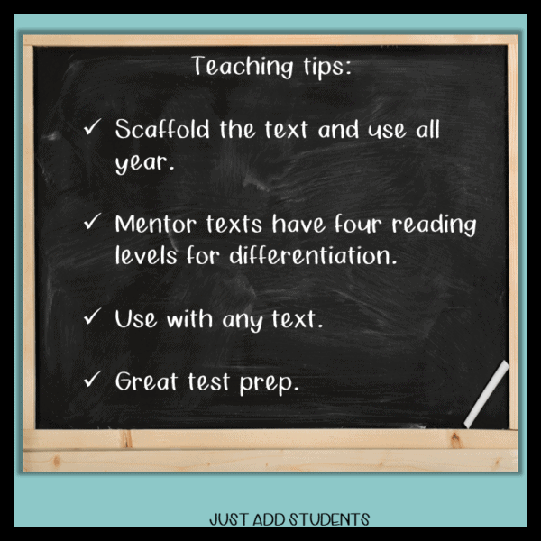 Reading Information texts Preview 11